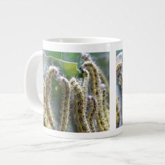 Hungry Cabbage White Caterpillars Mug