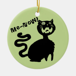 Hungry Cats~ ornament