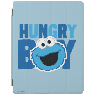 Hungry Cookie Monster iPad Cover