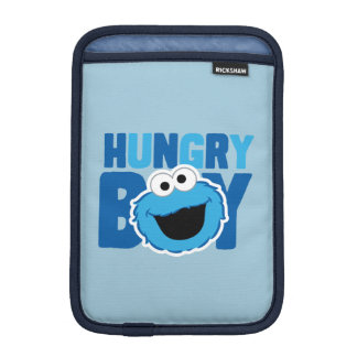 Hungry Cookie Monster iPad Mini Sleeve