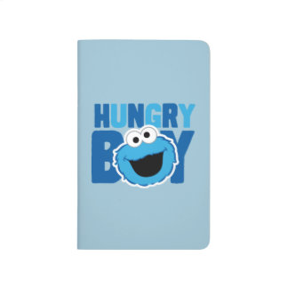 Hungry Cookie Monster Journal