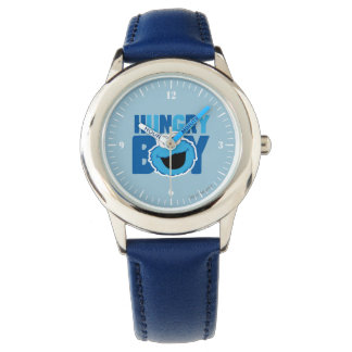Hungry Cookie Monster Wrist Watch