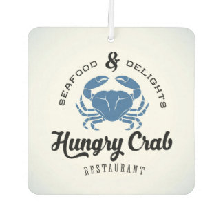 Hungry Crab Restaurant Poster
