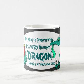 Hungry Dragon Coffee Mug