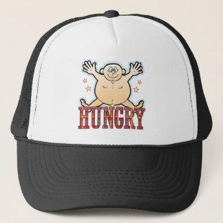 Hungry Fat Man Trucker Hat