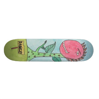 Hungry Flowers, by VB Skate Boards