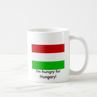 """Hungry for Hungary"" Mug"