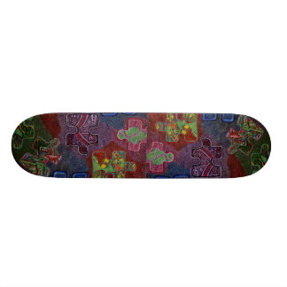 Hungry For The Happy Fish 21.6 Cm Skateboard Deck