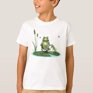 Hungry Frog T-Shirt
