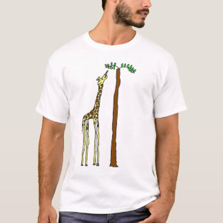 Hungry giraffe shirt