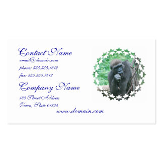 Hungry Gorilla Business Cards