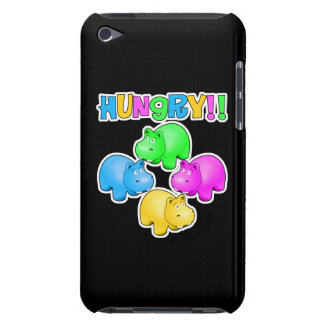 Hungry Hippopotamuses  Design iPod Case-Mate Cases
