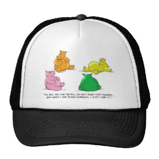 Hungry Hippos! - Hat