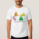 Hungry Hippos! - Mens Basic T Shirt