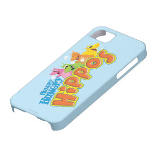 Hungry Hungry Hippos Barely There iPhone 5 Case