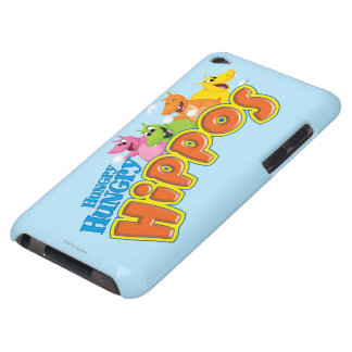 Hungry Hungry Hippos Barely There iPod Covers