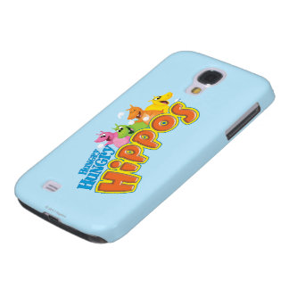 Hungry Hungry Hippos Galaxy S4 Case