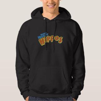 Hungry Hungry Hippos Logo Hoodie