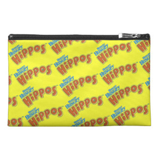 Hungry Hungry Hippos Logo Travel Accessories Bags