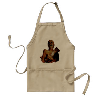 Hungry Hungry Zombie Standard Apron