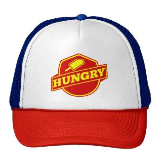 Hungry Ice Pop Logo Cap