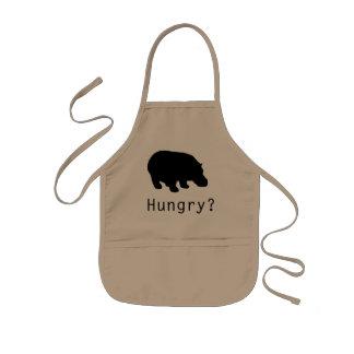 Hungry Kids Apron