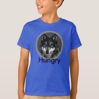 Hungry - Kids' Basic Hanes Tagless ComfortSoft® Shirts