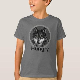 Hungry - Kids' Basic Hanes Tagless ComfortSoft® T-Shirt