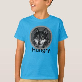 Hungry - Kids' Basic Hanes Tagless ComfortSoft® T Shirts