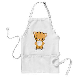 Hungry Kitten Apron