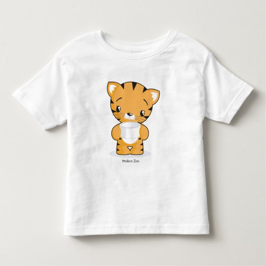 Hungry Kitten Toddler T-Shirt