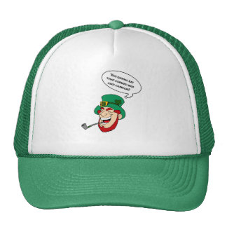 Hungry Leprechaun St Patrick s Day Special Hat