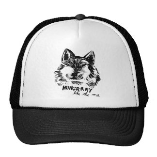 hungry like the wolf cap