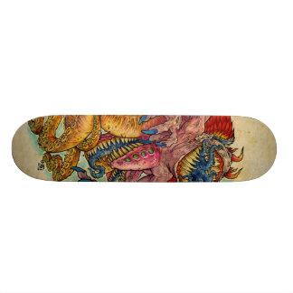 Hungry Monster 21.3 Cm Mini Skateboard Deck