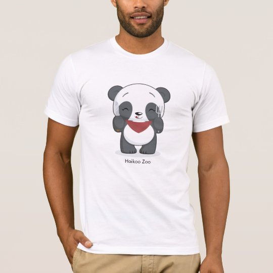 Hungry Panda Men's American Apparel T-Shirt
