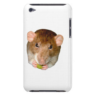 Hungry Rat  Barely There iPod Cover