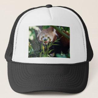 hungry Red panda Trucker Hat