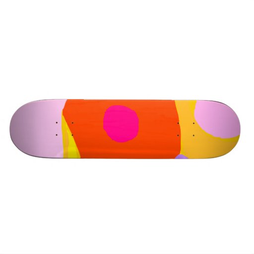 Hungry Skate Deck