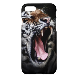 Hungry Tiger iPhone 7 Case