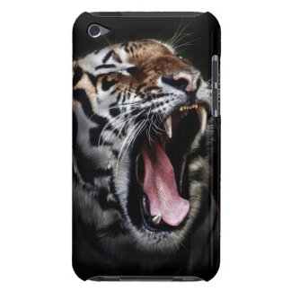 Hungry Tiger iPod Case-Mate Cases