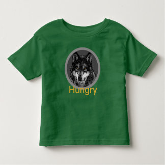 Hungry - Toddler Fine Jersey T-Shirt T-shirts