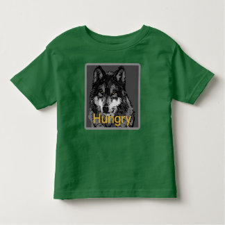Hungry - Toddler Fine Jersey T-Shirt Tee Shirts