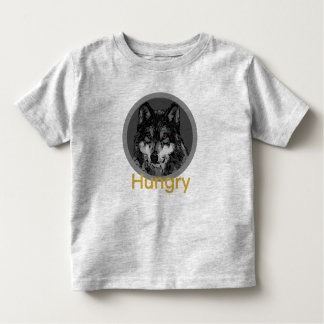 Hungry - Toddler Fine Jersey T-Shirt Tees