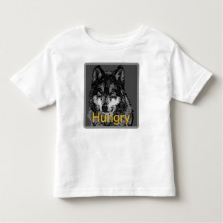 Hungry - Toddler Fine Jersey T-Shirt Tshirts