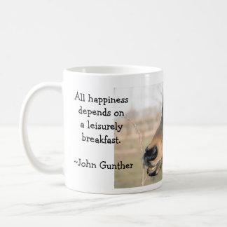 Hungry Tom Coffee Mug