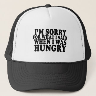 Hungry Trucker Hat