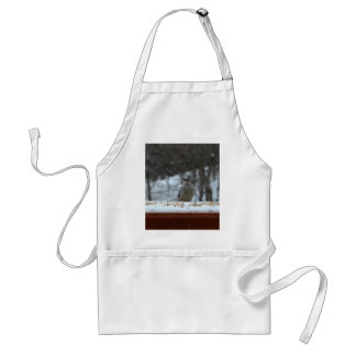 Hungry Woodpecker Adult Apron