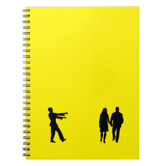 Hungry Zombie Notebook