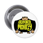 Hunky Monkey Badge