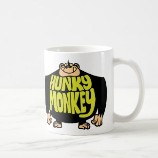 Hunky Monkey Coffee Mug
